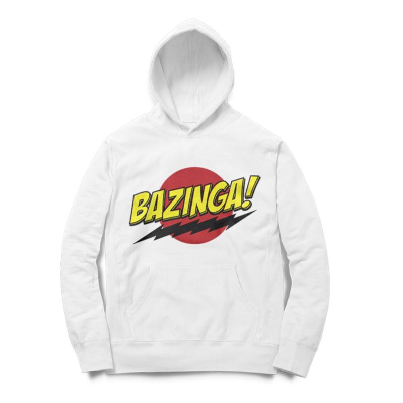 Bazinga flash